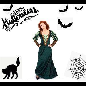 Forest Princess Halloween Costume